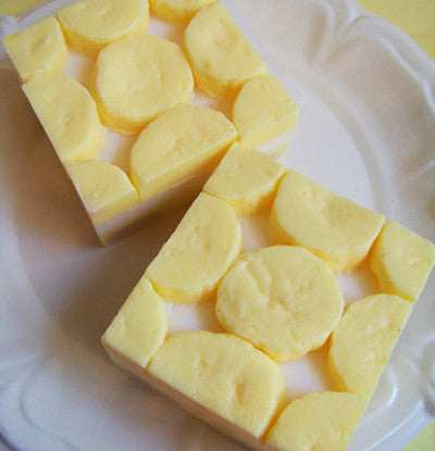 Banana Pudding Soap Bar