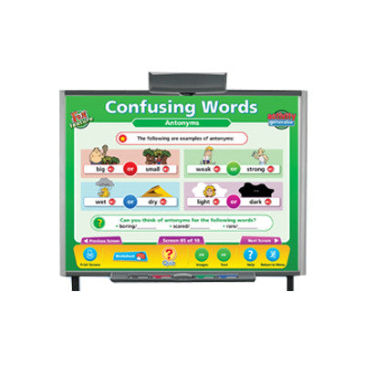 Confusing Words CD-Rom - Single License