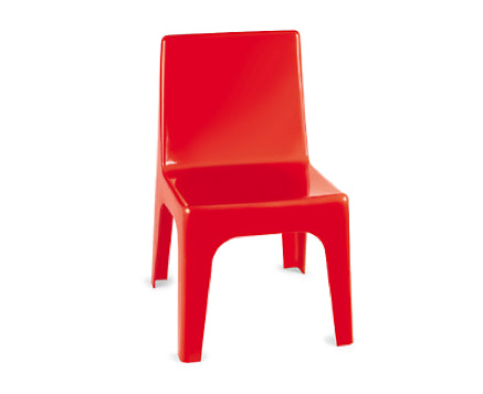 Extra Indoor/Outdoor Chair - Red