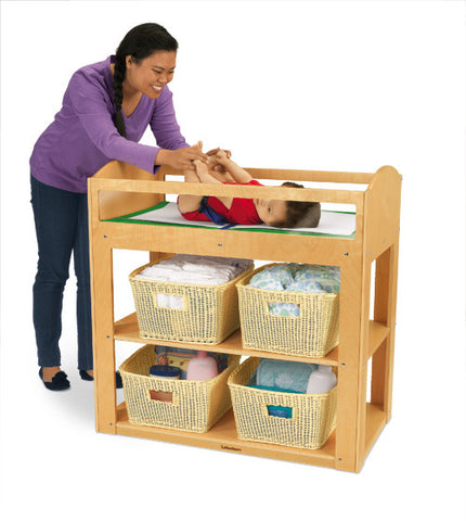 Space-Saver Diaper Changing Centre