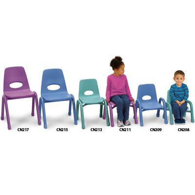 "13.5"" Tuff Stuff Chair - Blue"