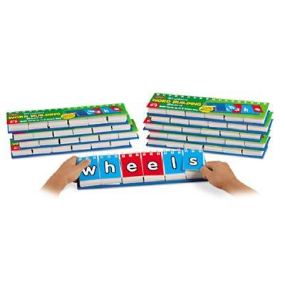 Student Word Building Boards-Set of 10