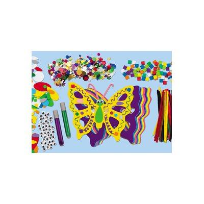 Butterfly Shapes Craft Kit