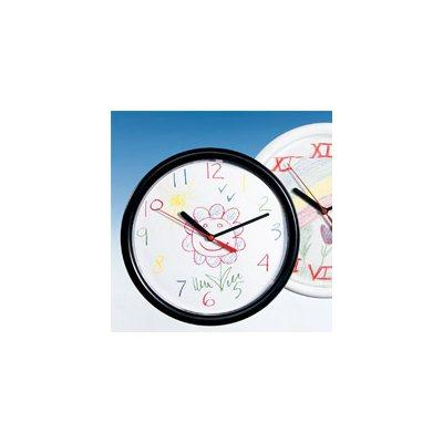 My Creation Photo Clock - White Frame