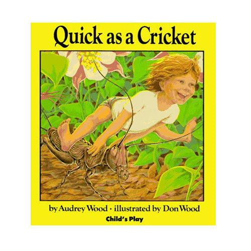 Quick as a Cricket Read-Along - Cassette