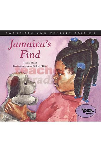 Jamaica's Find CD Read-Along