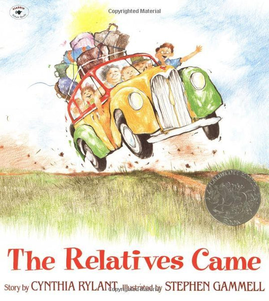 The Relatives Came CD Read-Along