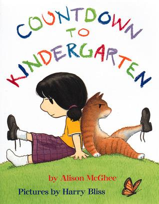 Countdown To Kindergarten CD Read-Along