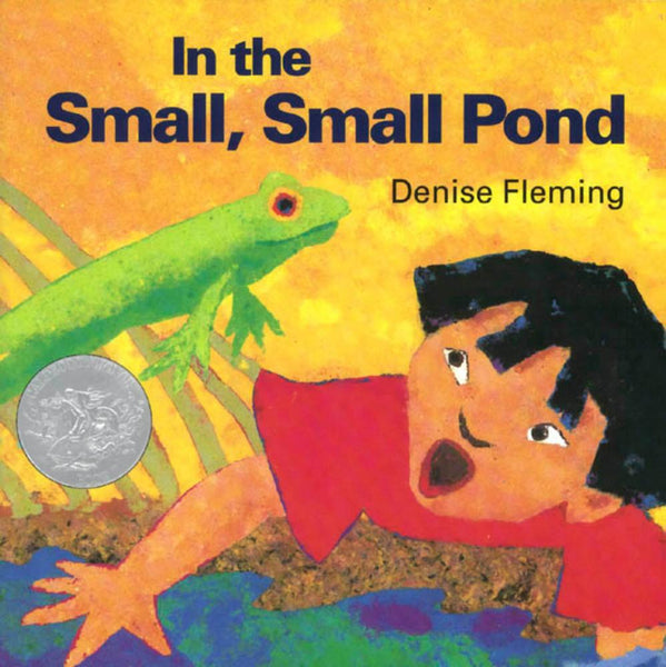 In The Small, Small Pond CD Read-Along