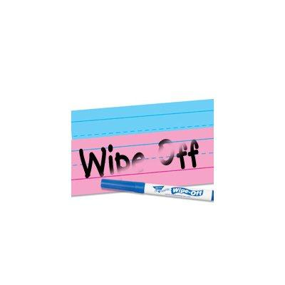 Write & Wipe Multicolour Word Strips