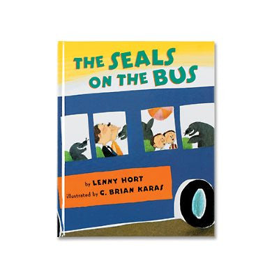 The Seals On The Bus - Hardcover