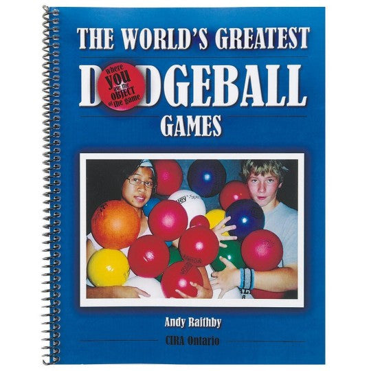 Worlds Greatest Dodgeball Games Book