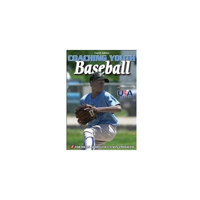 Coaching Youth Baseball Book