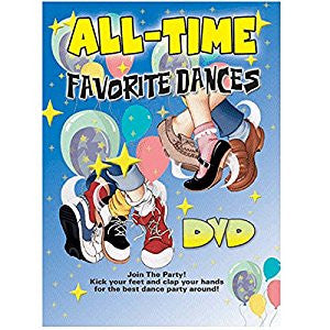 All Time Favourite Dances - DVD