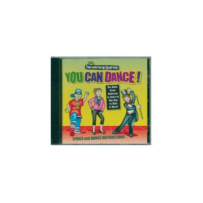 You Can Dance! CD
