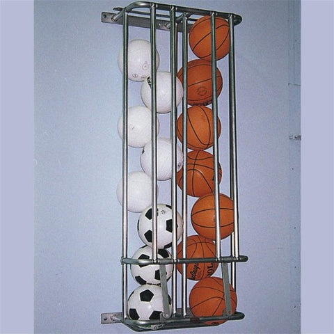 Double-Sided Wall-Mounted Ball Locker