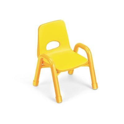 "7.5"" Kids Colours Chair - Yellow"