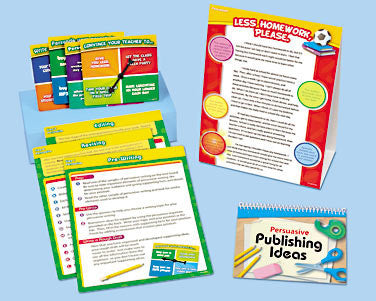 Step-By-Step Persuasive Writing Centre