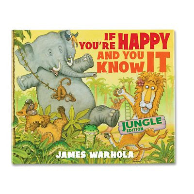 If You're Happy You Know It - Hardcover