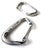 Pair of SOCO Carabiners