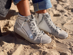 SNEAKERS GIULIA BLANCO