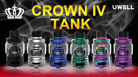 CROWN IV TANK