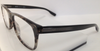 Hugo Boss 0593 Black Spotted Grey 5UI Plastic Eyeglasses Frame 54-17-145 Italy