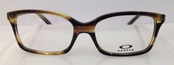 Oakley Intention OX113-0852 Driftwood Plastic Eyeglasses Frame 52-16-136 New RX
