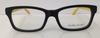 Polo Ralph Lauren PH 2099 Matte Black/Yellow 5244 Eyeglasses Frames 52-17-140 RX