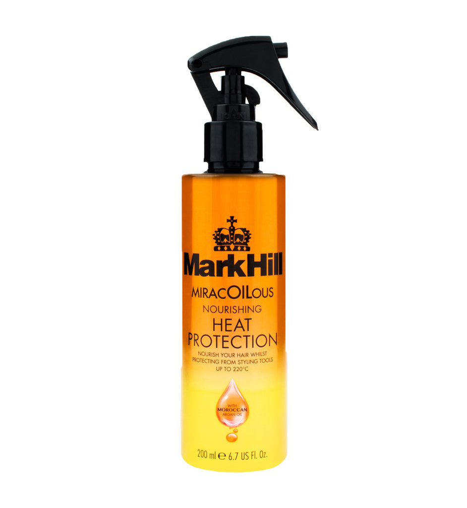 MARK HILL MIRACOILOUS HEAT PROTECTION SPRAY