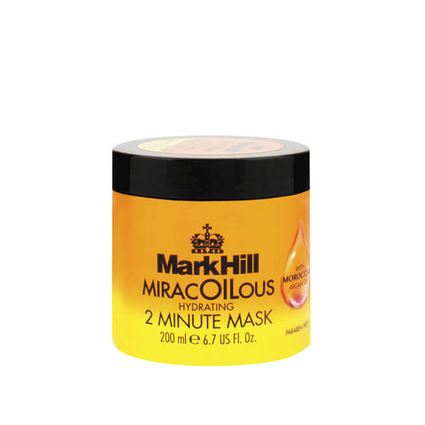 MARK HILL MIRACOILOUS 2 MINUTE MASK