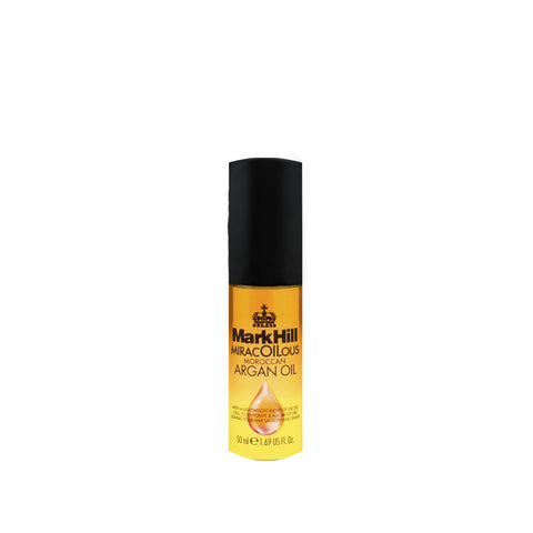 MARK HILL MIRACOILOUS MOROCCAN ARGAN OIL