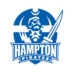 Hampton University Pirates Ci Frames