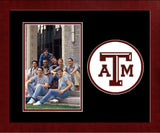 Texas A&M Aggies Spirit Photo Frame (Vertical)
