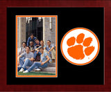 Clemson Tigers Spirit Photo Frame (Vertical)
