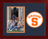 Syracuse Orange Spirit Photo Frame (Vertical)