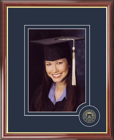 University of Michigan 5X7 Graduate Portrait Frame