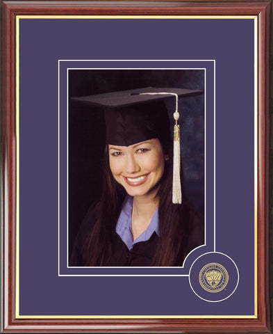 East Carolina University 5X7 Graduate Portrait Frame