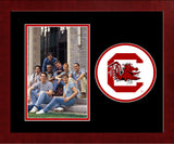 South Carolina Gamecocks Spirit Photo Frame (Vertical)