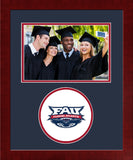 Florida Atlantic University Spirit Photo Frame (Horizontal)