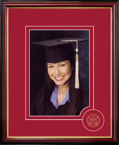 University of Southern California 5X7 Graduate Portrait Frame