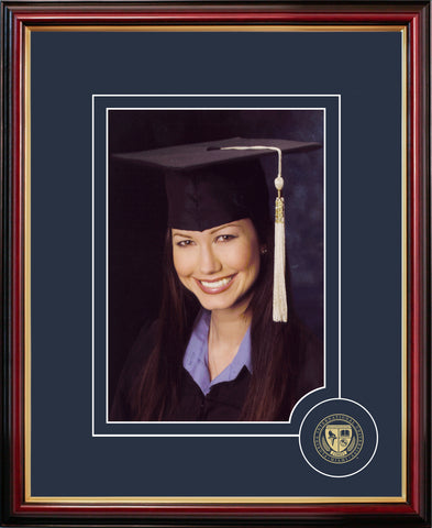 Florida International Golden Panthers 5X7 Graduate Portrait Frame