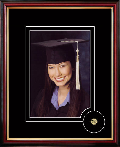 Grand Valley State University 5X7 Graduate Portrait Frame
