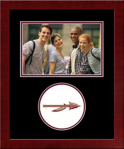 Florida State Seminoles Spirit Photo Frame (Horizontal)