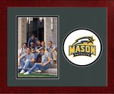 George Mason Patriots Spirit Photo Frame (Vertical)