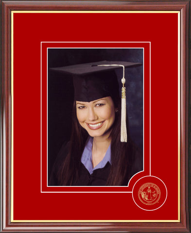 University of Alabama 5X7 Graduate Portrait Frame