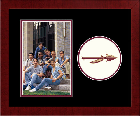 Florida State Seminoles Spirit Photo Frame (Vertical)
