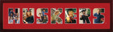 University of Nebraska Cornhuskers Spirit Collage Frame