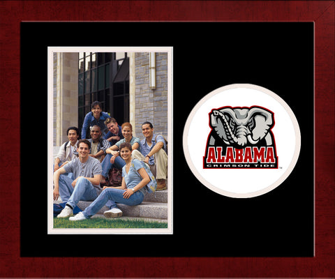 University of Alabama, Tuscaloosa Spirit Photo Frame (Vertical)