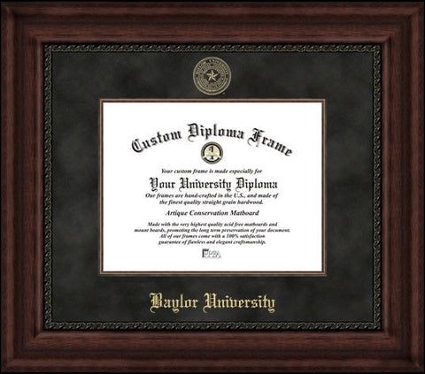 Baylor University 14w x 11h Executive Diploma Frame